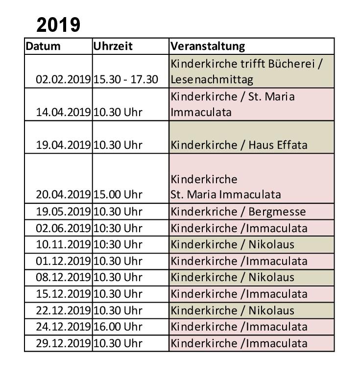 Pfarreiengemeinschaft Goldbach Allgemein